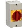 Переключатель кулачковый ПКП25-13/К 25А на 2 полож. откл. - вкл. 400В IEK BCS33-025-1