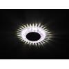 Светильник DK LD16 PK/WH MR16 точечный; декор со светодиодной подсветкой роз. ЭРА Б0028084