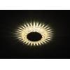Светильник DK LD4 CHP/WH MR16 точечный; декор со светодиодной подсветкой шампань ЭРА Б0028122