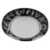 Светильник DK80 WH/BK 13Вт GX53 220В точечный бел./черн. 30/1320 ЭРА Б0019575