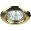 Светильник ST3 GD 50Вт MR16 12В точечный штампован. зол. ЭРА C0043802
