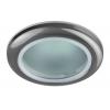 Светильник WR1 CH 50Вт IP44 MR16 12В точечный влагозащ. хром. ЭРА C0043845