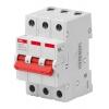 Выключатель нагрузки мод. 3п 63А Basic M BMD51363 ABB 2CDD643051R0063