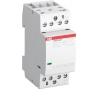Контактор ESB25-40N-01 модульный (25А АС-1 4НО) катушка 24В AC/DC ABB 1SAE231111R0140