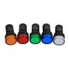 Лампа AD22DS(LED) матрица 22мм 230В крас. КЭАЗ 238566