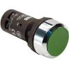 Кнопка CP2-30G-11 с фикс. 1HO+1Н3 зел. ABB 1SFA619101R3072