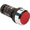 Кнопка CP1-30R-01 без фикс. 1H3 красн. ABB 1SFA619100R3041