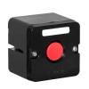 """Пост кнопочный ПКЕ-212/1 кнопка """"Стоп"""" красн. Электродеталь ПКЕ-212/1.1К.С"""