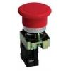 Кнопка BS542 гриб кр. поворот. (1з+1р) EKF xb2-bs542