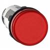 Лампа сигнальная 22мм 24В LED красн. SchE XB7EV04BP