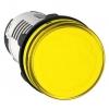 Лампа сигнальная 22мм 230В LED желт. SchE XB7EV05MP