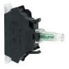 Блок светодиодный 230В винт. крепл. SchE ZBVM3