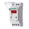 Регулятор температуры RT-820M от -30 до +140 град.C; 16А 24-264В DC/30-264В AC 1Z IP20 микропроцессорный; многофункц.; цифровая индикация; выносной датчик с термоус. проводом; монтаж на DIN-рейке 35мм