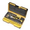 Набор головок и бит с трещоткой и рукояткой ERGONIC в кейсе 36 предметов Felo 05783616