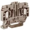 Клемма пруж. HMM.4GR 4кв.мм сер. DKC ZHM250GR