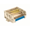 Блок распределительный 2p 5х6мм на DIN-рейку DKC BD10072