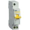 Выключатель-разъединитель трехпозиционный 1п ВРТ-63 16А IEK MPR10-1-016