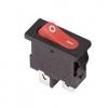 Выключатель клавишный 250В 6А (2с) ON-OFF красн. Mini (RWB-103 SC-766 MRS-101-5) Rexant 36-2051