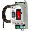 Термостат комбинированный 2 в 1 в комплекте с датчиком температуры для управления системой антиобледенения кровли или обогрева трубопроводов EXTHERM Th-Mini