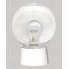 Светильник НББ ЖКХ-04 1х60Вт E27 IP20 энергосбер. с фото-акуст. датчик прозрачн. Аргос 155.60.2.20-3.5.1