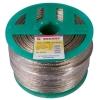 Трос стальной в ПВХ изоляции d3.0мм (200м) REXANT 09-5330