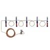 Заземление переносное ЗПЛ-1 Д для ВЛ до 1кВ 16кв.мм Диэлектрик Д157662