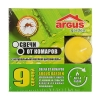 Свечи антимоскитные с цитронеллой ARGUS 9 штук (блок)