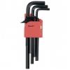 Набор ключей инбусовых удлиненные 9 шт CrV (1.5-10 мм) MATRIX