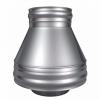 Конус КТ-Р 304, 0,5/304, 0,5 d 200/300 с хомутом на замке ТИС