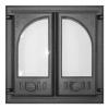 Дверка топочная BHB-K501 410х410