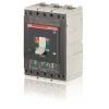 Выключатель автоматический 3п T5N 630 PR221DS-LS/I In=630 3p F F ABB 1SDA054396R1