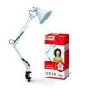 Светильник настольный под лампу СНС-13Б на струбцине 60Вт E27 бел. (коробка) IN HOME 4690612012728