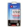 Клей-пластилин эпоксидный холодная сварка для сантехники белый MasterTeks HM (55 г)