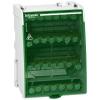 Блок распределительный винт. 4п 100А 28 отверстий SchE LGY410028