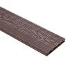 Доска террасная Deckart Praktik New Wave 25х150х4000 мм венге