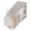 Разъем для кабеля RJ45 FTP кат. 5e GENERICA ITK CS3-1C5EF-G