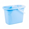 Комплект для уборки (швабра, отжим, ведро 8 л.)