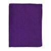 Тряпка для мытья полов 40х50 см микрофибра фиолетовая Рыжий кот