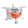 Плитка газовая портативная 1-конфорочная Energy GS-200 (чехол)