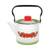 Чайник эмалированный с декором СтальЭмаль (2 л) 1С25Я