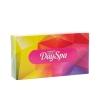 Салфетки бумажные косметические 2-х слойное Day Spa (100 шт)