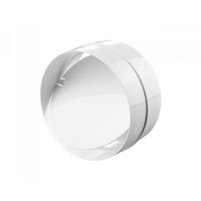 Соединитель для круглых каналов с клапаном 3131(150мм)Р