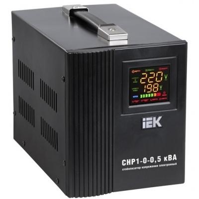 Стабилизатор напряжения HOME СНР 1/220 0.5кВА переносной IEK IVS20-1-00500