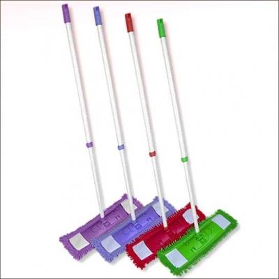 Швабра Флэт, телескопическая ручка, платформа-рамка  (цвет  ),1402211