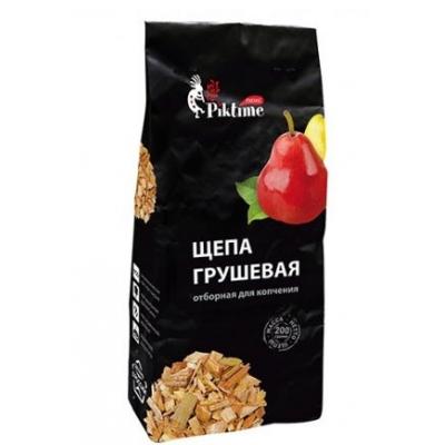 Щепа грушевая отборная для копчения Piktime ЛЮКС 200гр