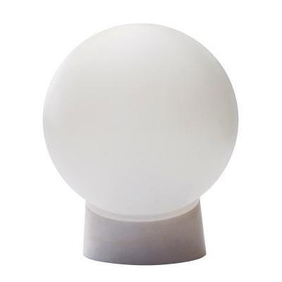 Светильник НББ 64-60-025 УХЛ4 d150 мм шар пластик, прямое основ. 60 Вт TDM ЕLECTRIC