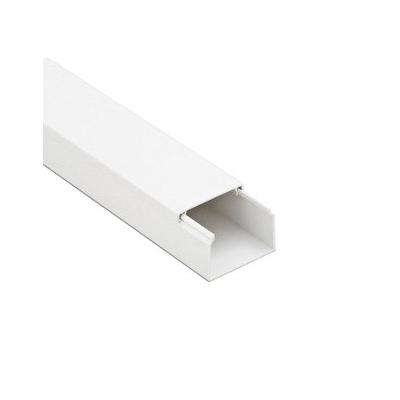 Кабель-канал 25х16 мм белый 2 м TDM ЕLECTRIC
