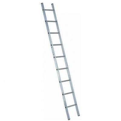 Лестница приставная Алюмет (9 ступеней)