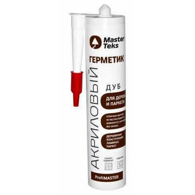 Герметик для дерева MasterTexs ProfiMaster дуб (290 мл)