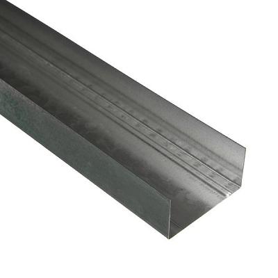 Профиль направляющий 75х40 мм (3 м)